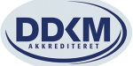 Vi er DDKM akkrediterede!